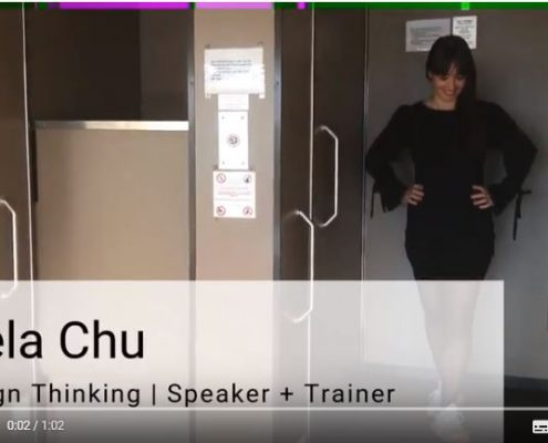 Design Thinking mit Mela Chu